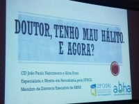 Dr. João Paulo Pinto palestra no 23º CIORJ